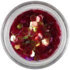 Šesťhrany aquaelements - červené
