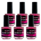 Olej na nechty, 6ks - Cuticle Oil PINEAPPLE PINK 15ml