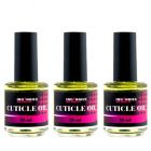 Cuticle Oil LEMON 15ml - olej na nechtovú kožičku, 3ks