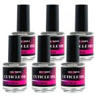 Olej na nechty, 6ks - Cuticle Oil TEATREE 15ml