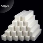 50ks - 4-stranný blok, biely 180/180