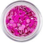 Flitre - ružové, tmavoružové pásiky