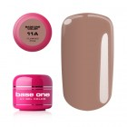 Gel Base One Color - Flaming Pink 11A, 5g