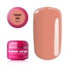UV Gel na nechty Base One Color - Amore Pink 49, 5g
