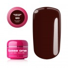 UV Gel na nechty Base One Color - Bloody Drop 90, 5g