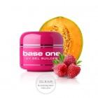 UV stavebný gél na nechty Base One Gel – Clear Raspberry Melon, 5g