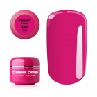 Gel Base One Neon - Dark Pink 04, 5g