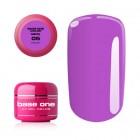 UV Gel na nechty Base One Neon - Violet 05, 5g