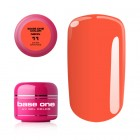 Gel Base One Neon - Dark Orange 11, 5g