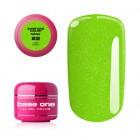UV Gel na nechty Base One Neon - Lime Tree 22, 5g