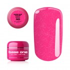 UV Gel na nechty Base One Neon - Delicious Pink 30, 5g
