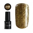 Gél lak - Color IT Premium Gold 2190, 6g