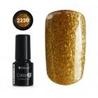 Gél lak - Color IT Premium Gold 2230, 6g