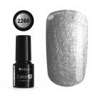 Gél lak - Color IT Premium Silver 2260, 6g