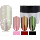 AURORA COLOR EFFECT PIGMENT - pigment do gélu - GREEN 37, 0,7g