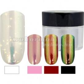 AURORA COLOR EFFECT PIGMENT - pigment do gélu - GOLD 35, 0,7g