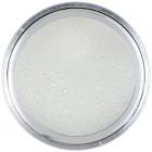 Biely akrylový prášok s jemnými glitrami 7g - Misty Glitter