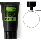 LED PASTE UV GEL PLATINUM - WHITE, 30g