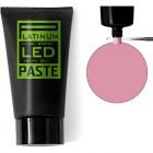 LED PASTE UV GEL PLATINUM - COVER PINK, 30g