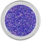 Glitrový ozdobný prášok – fialový