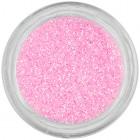 Glitrový ozdobný prášok – jemne ružový
