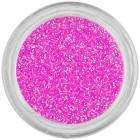 Glitrový ozdobný prášok – ružovofialový