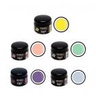 DRY farebné gély - 5ks sada - pastelová
