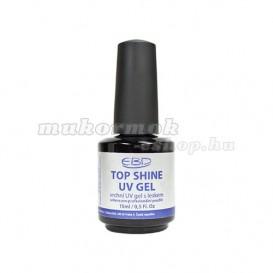Top Shine UV Gel – extra lesklý, vrchný gél, 15ml