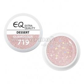 Extra Quality GLAMOURUS farebný UV gél - DESSERT 719, 5g