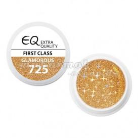 Extra Quality GLAMOURUS farebný UV gél - FIRST CLASS 725, 5g
