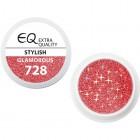 Extra Quality GLAMOURUS farebný UV gél - STYLISH 728, 5g