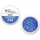 Extra Quality GLAMOURUS farebný UV gél - SAINT 731, 5g