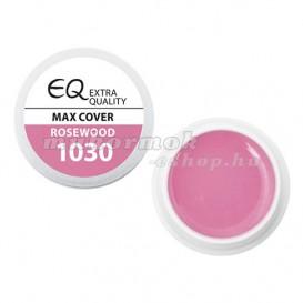 Extra Quality MAX COVER farebný UV gél - ROSEWOOD 1030, 5g