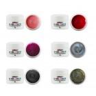 6ks sada farebných perleťových UV gélov