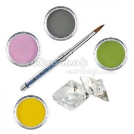 Pure II- sada farebných akrylových práškov