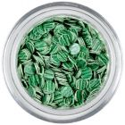 Flitre - zelené, tmavozelené pásiky