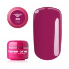 UV Gel na nechty Base One Color RED - Mambo Apple 05, 5g
