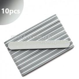 10ks - Penový pilník na nechty 220/280