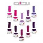 10ks sada farebných gélov - Purple
