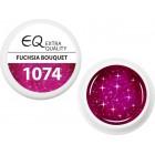Extra Quality UV gél - 1074 Fuchsia Bouquet