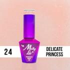 MOLLY LAC UV/LED gél lak Wedding - Yes I Do - Delicate Princess 24, 5ml