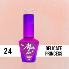MOLLY LAC UV/LED Wedding - Yes I Do - Delicate Princess 24, 5ml