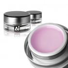 AFFINITY ICE nežĺtnúci UV stavebný gél na nechty - PINK, 30g