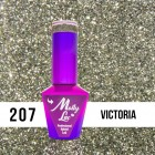 MOLLY LAC UV/LED gél lak Sensual - Victoria 207, 10ml