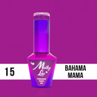 MOLLY LAC UV/LED Cocktails and Drinks - Bahama Mama 15, 10ml