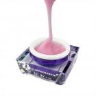 UV modelovací gél na nechty - Jelly Cotton Pink, 5ml