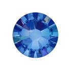 Swarovski kamienky na nechty 2,15mm - Sapphire Aurora, 20ks