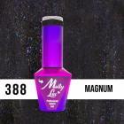 MOLLY LAC UV/LED gél lak Wedding Dream and Champagne  - Magnum 388, 10ml