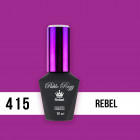 Gél lak, UV/LED  Pablo Rozz - Rebel 415, 10ml