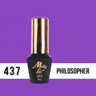 Gél lak, UV/LED  Pablo Rozz - Philosopher 437, 10ml